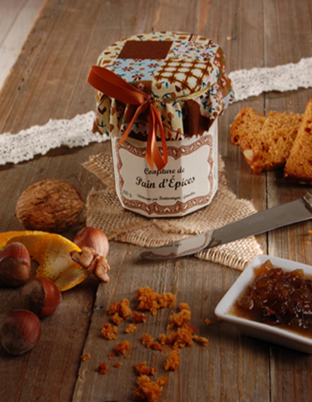 Gingerbread jam