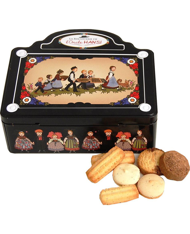 Uncle Hansi's Biscuit Factor  Black