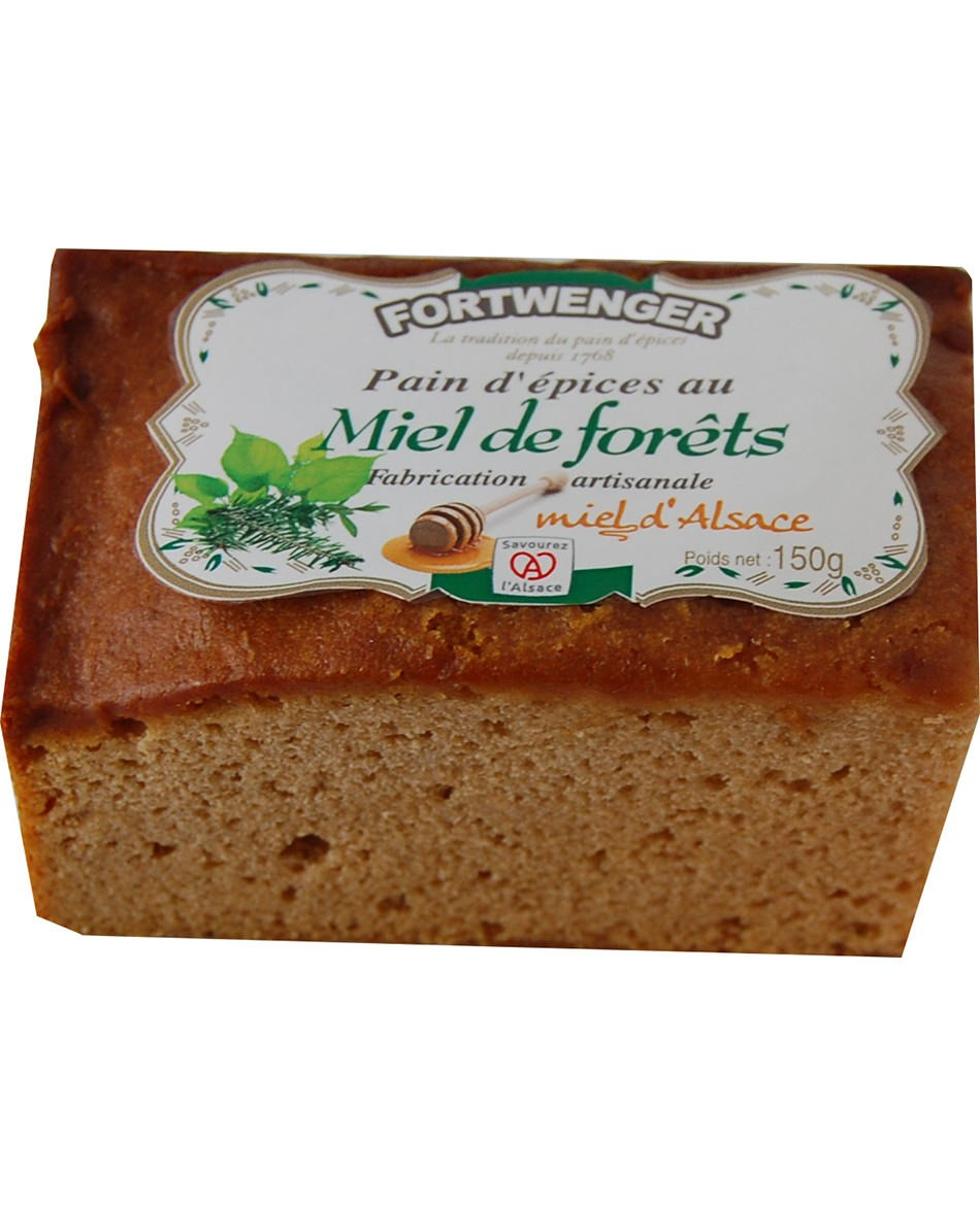 Alsatian Forest honey gingerbread