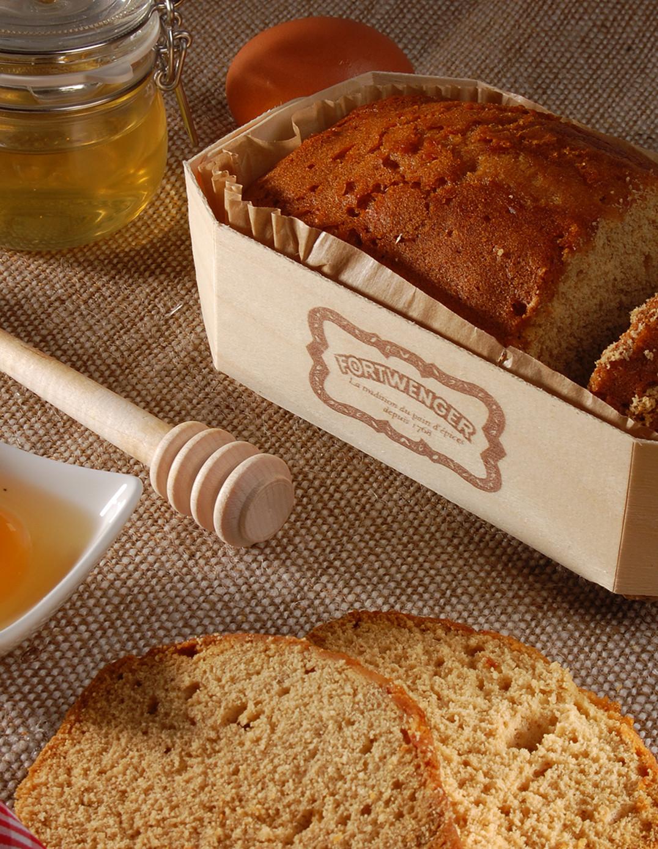 Honey gingerbread