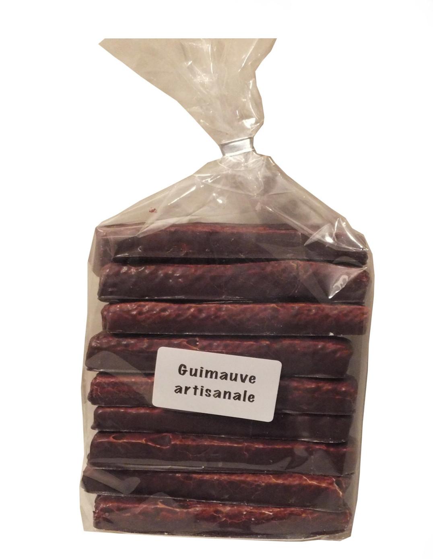 Chocolate homemade marshmallow