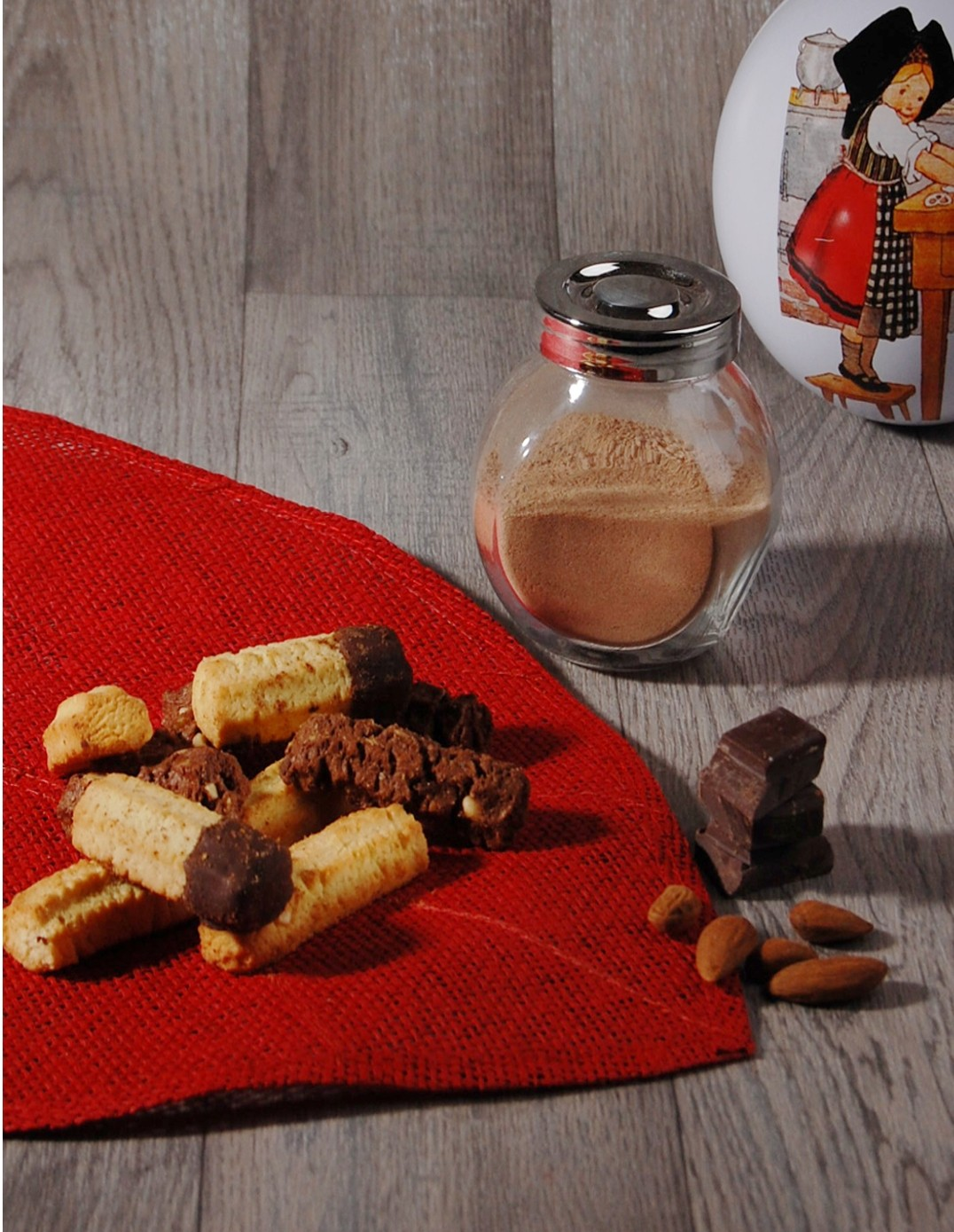 Uncle Hansi's Biscuit Factory: Spritz assortment