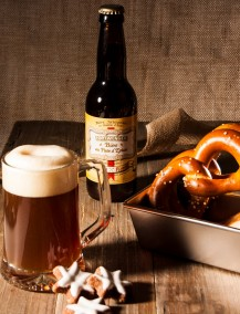 Gingerbread beer