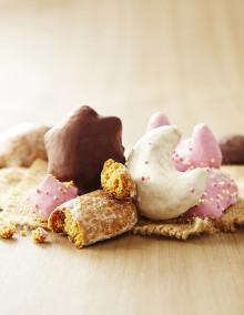 Sugar chocolate assortment
