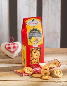 Gourmets' gingerbread - Pure honey 50%