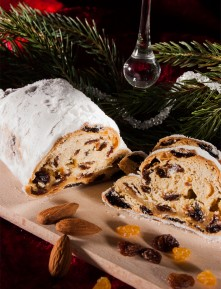 Stollen with marzipan 200g