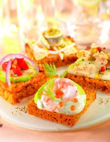 Gourmet's gingerbread - Mango & Sichuan pepper