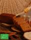 Organic gingerbread - Pure honey 30%