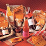 Assortments of foie gras, corporate gifts ideas